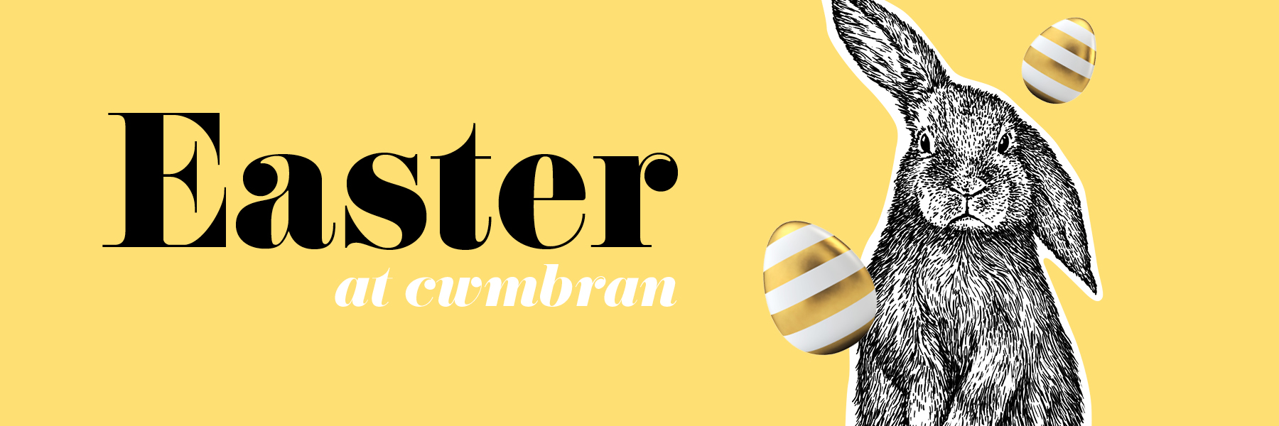 Easter at Cwmbran Centre
