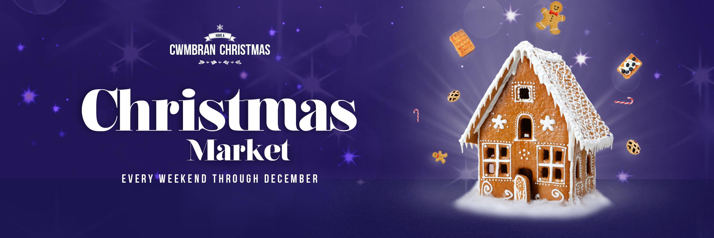 Cwmbran Christmas Market!