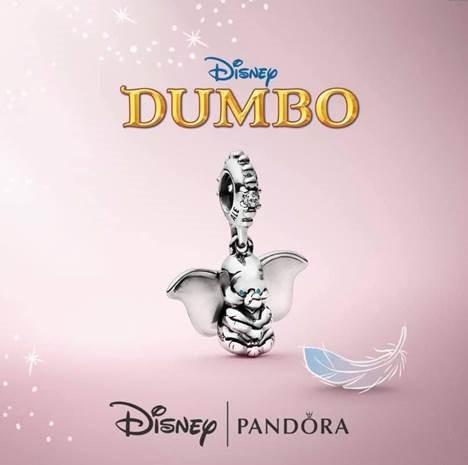 Dumbo at Pandora