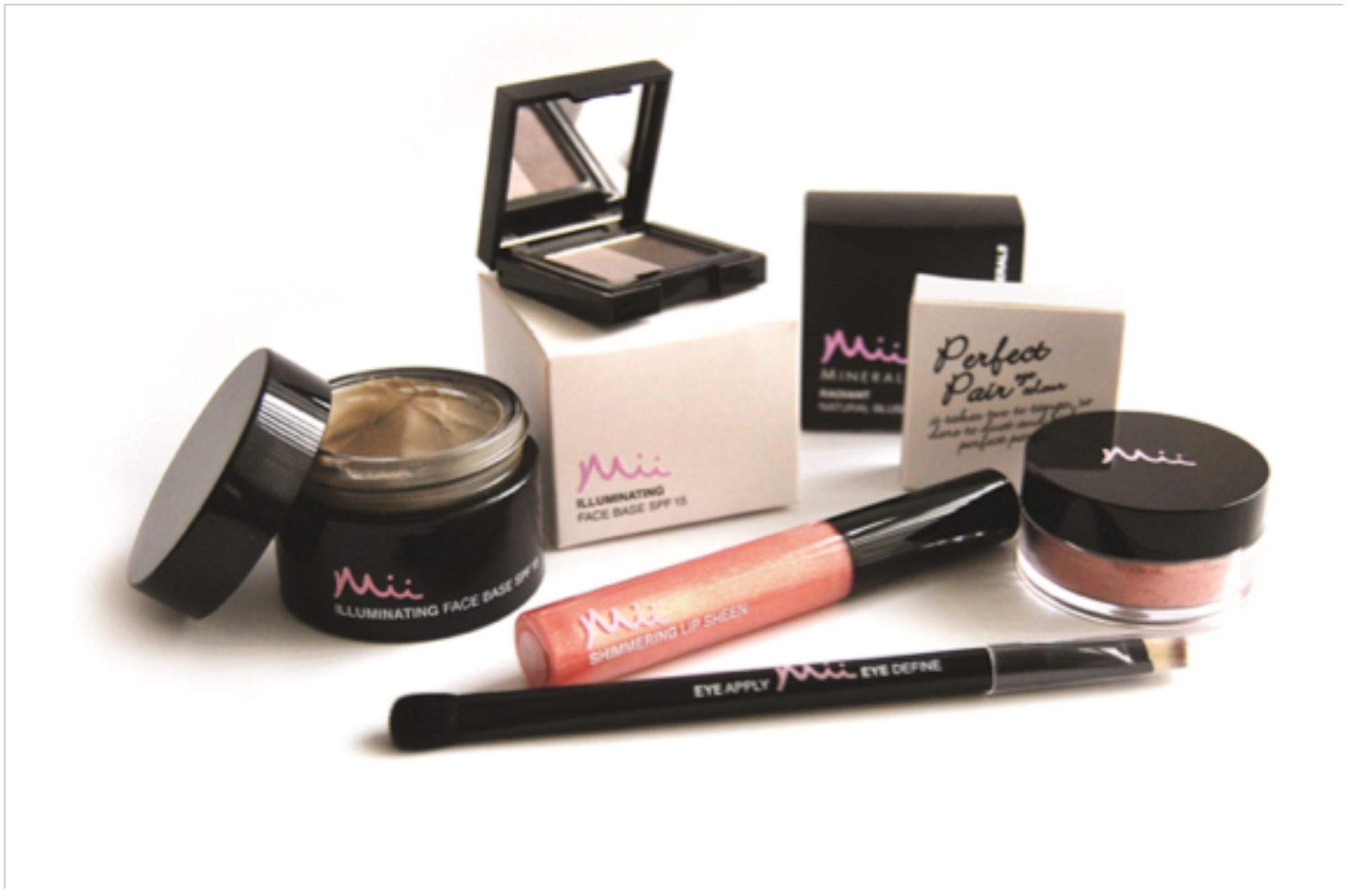 Free Mii make-up offer