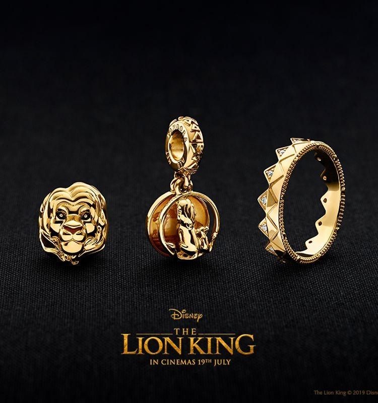 New Disney The Lion King Range at Pandora