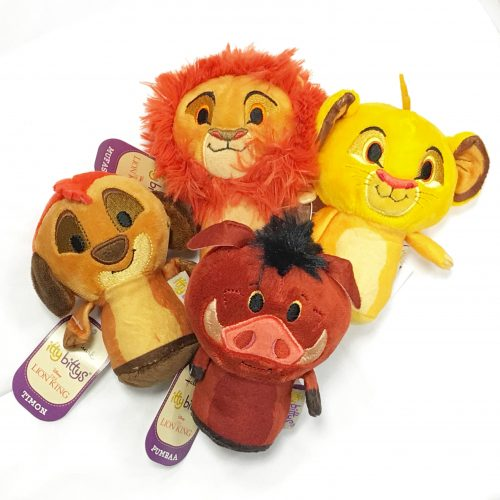 Lion King Itty Bittys at Doodlebug