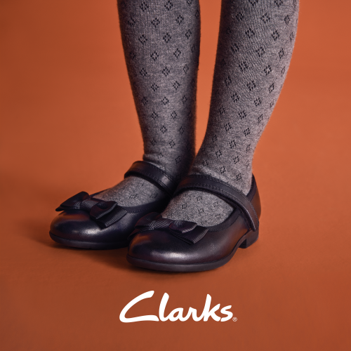 Back to School with Clarks